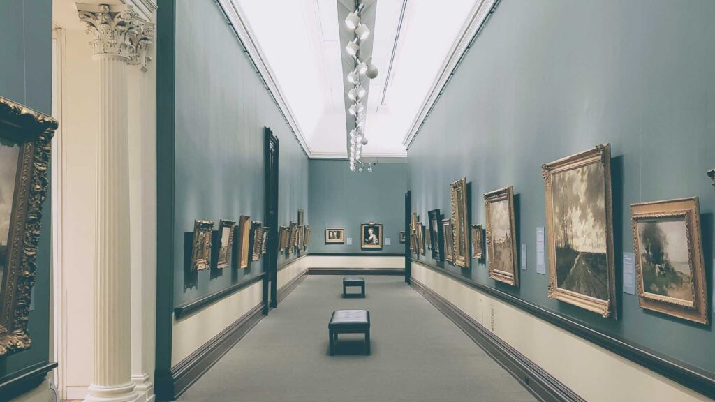 How to Name an Art Gallery